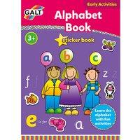 James Galt Alphabet Book