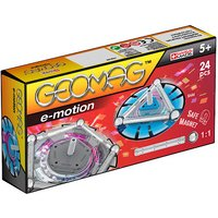 Geomag E-Motion Power Spin Magnetic Construction Set - 24 Pieces