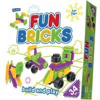 Fun Bricks Build and Play - 34pc - Fun Gifts