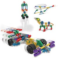 KNEX 10 Model Fun Building Set - Knex Gifts