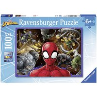 Ravensburger Marvel Spider-Man XXL Puzzle - 100pc - The Entertainer Gifts