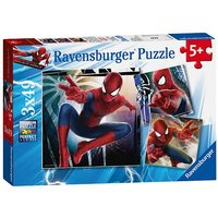 Ravensburger Spider-Man 3 x 49 Piece Puzzles - Puzzles Gifts