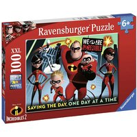 Ravensburger Disney Pixar The Incredibles 2 XXL Puzzle - 100pc - The Entertainer Gifts