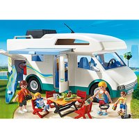 Playmobil - Summer Fun Summer Camper 6671 - Fun Gifts