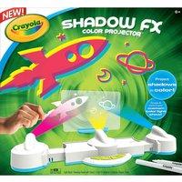 Crayola Shadow FX Colour Projector - Crayola Gifts