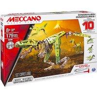 Meccano 10-in-1 Model Maker Set - Meccano Gifts