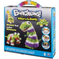 Bunchems Glow in the Dark - Dinosaur Pack - The Entertainer Gifts