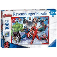 Ravensburger Marvel Avengers XXL Puzzle - 100pc - The Entertainer Gifts