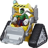 Playskool Heroes Marvel Super Hero Adventures Hulk Power - Hulk Gifts