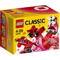 LEGO Classic Red Creativity Box - 10707 - Creativity Gifts