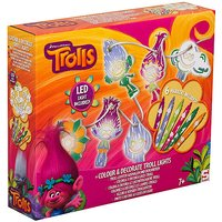DreamWorks Trolls Create Your Own LED Fairy Lights - Trolls Gifts