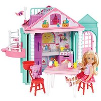 Barbie Club Chelsea Playhouse - Playhouse Gifts