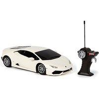 1:12 Remote Control Lamborghini Huracan White - Remote Control Gifts