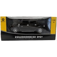 Hummer Friction Car - Black - Hummer Gifts