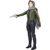 Star Wars Rogue One 30cm Jyn Erso Figure - Thetoyshopcom Gifts