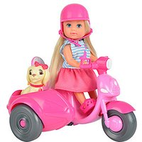 Evi Love Doll with Scooter - Scooter Gifts