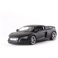 1:14 Remote Control Car - Black Audi R8 GT - Remote Control Gifts
