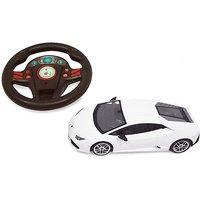 1:24 Remote Control Lamborghini - White - Remote Control Gifts
