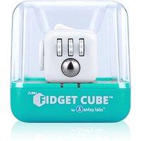 Fidget Cube Original Anti-Stress Toy- All White