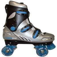 Click to view product details and reviews for Phoenix Quad Skates Blue Size 12 Jnr.