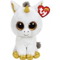 Ty Beanie Boo Buddy - Pegasus the Unicorn Soft Toy
