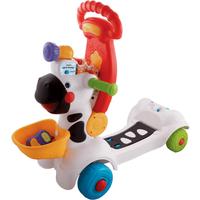 VTech Animal Fun 3 in 1 Zebra Scooter - Fun Gifts
