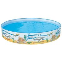 Click to view product details and reviews for Ocean Life Fill N Fun 5ft Pool.
