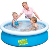 Click to view product details and reviews for My First Fast Set 5ft Pool Blue.