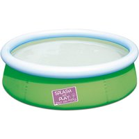 Click to view product details and reviews for My First Fast Set 5ft Pool Green.