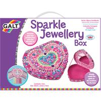 Galt Sparkle Jewellery Box - Galt Gifts