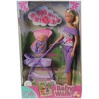 Steffi Love Baby Walk Doll (Styles Vary)