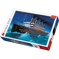 Trefl Titanic Jigsaw Puzzle - 1000 Pieces - Titanic Gifts