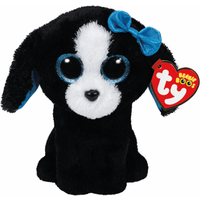 Ty Beanie Boos - Tracey the Dog Soft Toy - Ty Beanie Boos Gifts