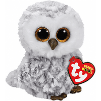Ty Beanie Boos - Owlette the Owl Soft Toy - Ty Beanie Boos Gifts