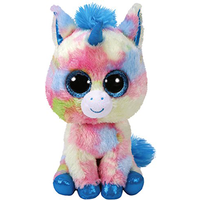 Ty Beanie Boo 15cm Soft Toy - Blitz The Unicorn