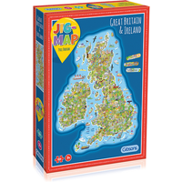 Jig-Map Britain and Ireland Puzzle - Ireland Gifts