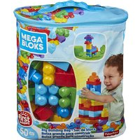 Mega Bloks First Builders Big Building Bag - Primary Colours