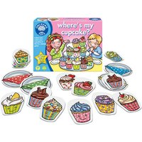 Orchard Toys Wheres My Cupcake Game - Cupcake Gifts