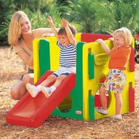 Little Tikes Junior Activity Gym - Natural - Little Tikes Gifts