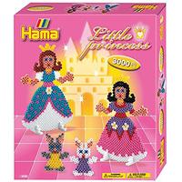 Hama Little Princess Gift Box - 3000 Beads
