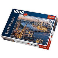 London Jigsaw Puzzle - 1000 Pieces - Jigsaw Puzzle Gifts