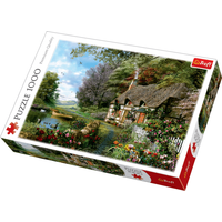 Trefl Charming Nook Jigsaw Puzzle - 1000 Pieces