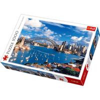 Port Jackson in Sydney Jigsaw Puzzle - 1000 Pieces