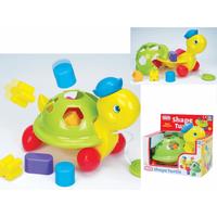 Fun Time Shape Turtle - Fun Gifts