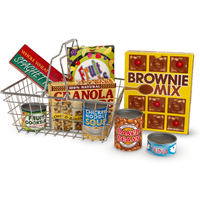 Melissa & Doug Shopping Basket - Shopping Gifts