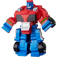 Playskool Transformers Rescue Bots 13cm Figure - Optimus Prime - Transformers Gifts