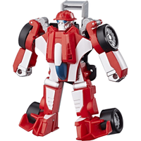 Playskool Transformers Rescue Bots 13cm Figure - Heatwave The Fire-Bot - Transformers Gifts