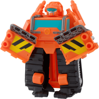 Playskool Transformers Rescue Bots 13cm Figure - Wedge The Construction-Bot - Transformers Gifts