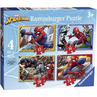 Ravensburger Spider-Man - 3x49 Pieces Puzzle - Ravensburger Gifts