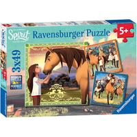 Ravensburger Spirit - 3x49 Pieces Puzzle - Ravensburger Gifts